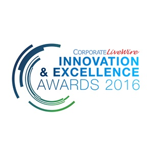 Corporate Innovation & Excellence Awards 2016