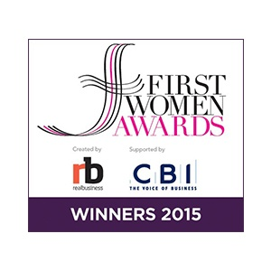 Real Business First Women Awards