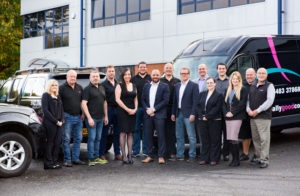 Join the friendly team at Diamond, for career in logistics
