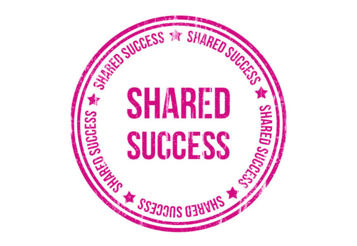 It's all about Shared Success - helping small businesses up scale