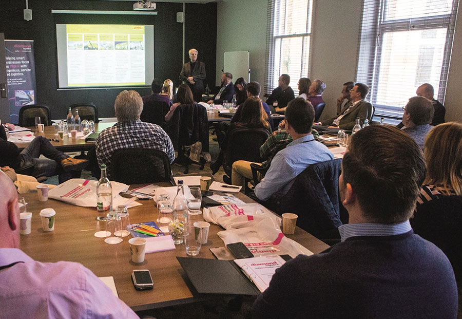 Franchise training and support events for growth