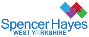 Spencer Hayes West Yorkshire - Corporate Logo Blue No Background